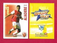 Arsenal Jeremie Aliadiere (SO07)